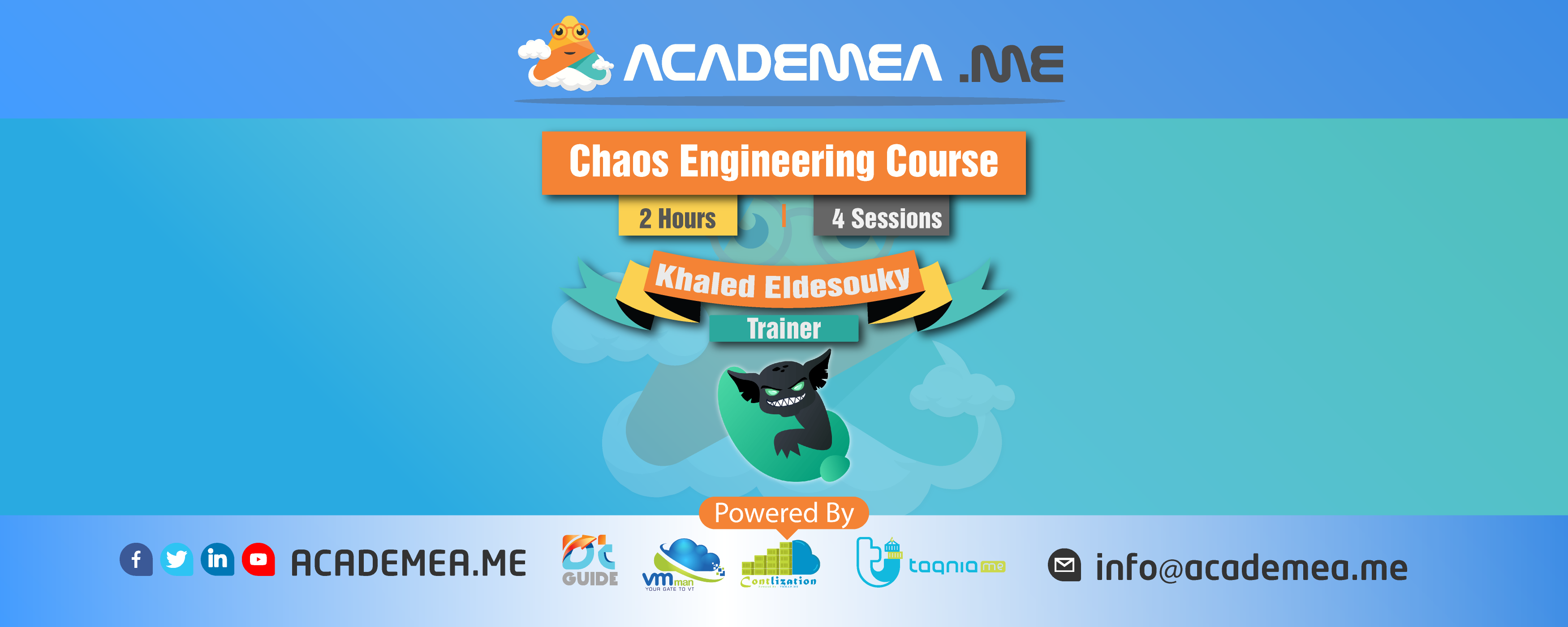 Chaos Engineering Course
