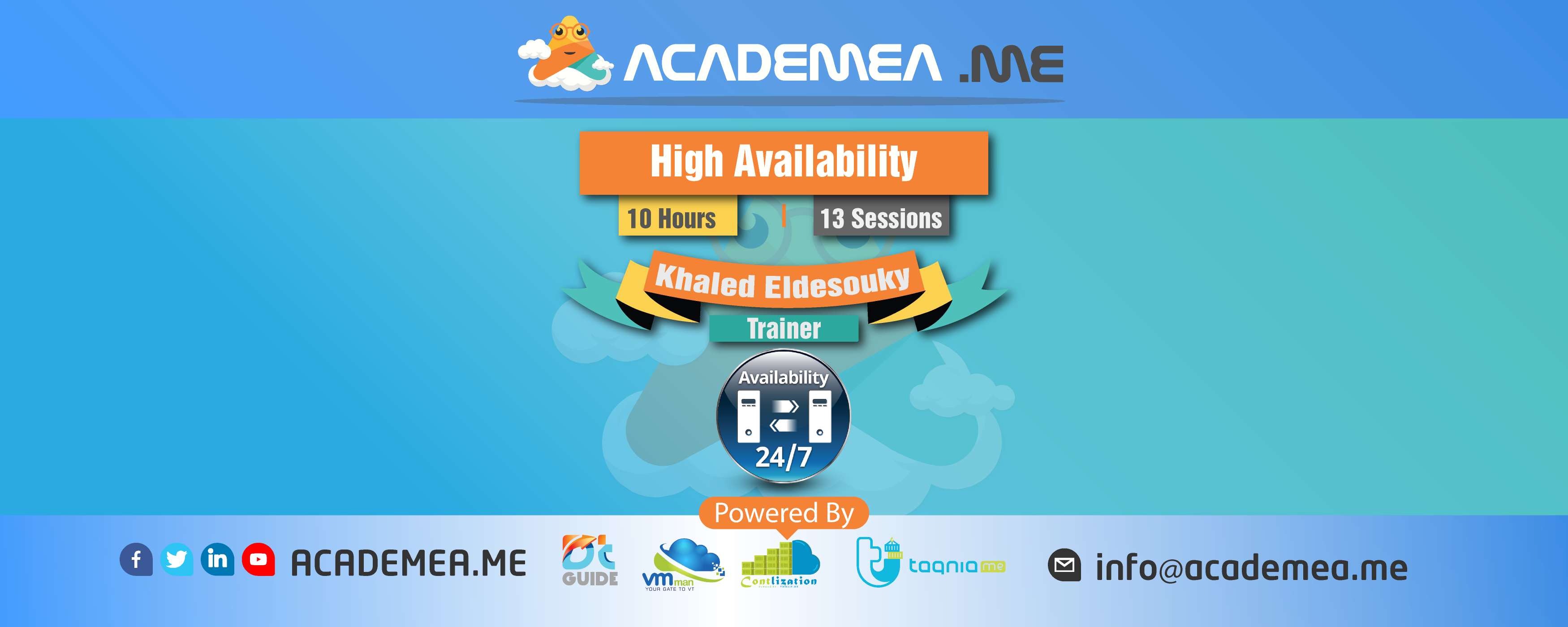 High Availability Concepts Course