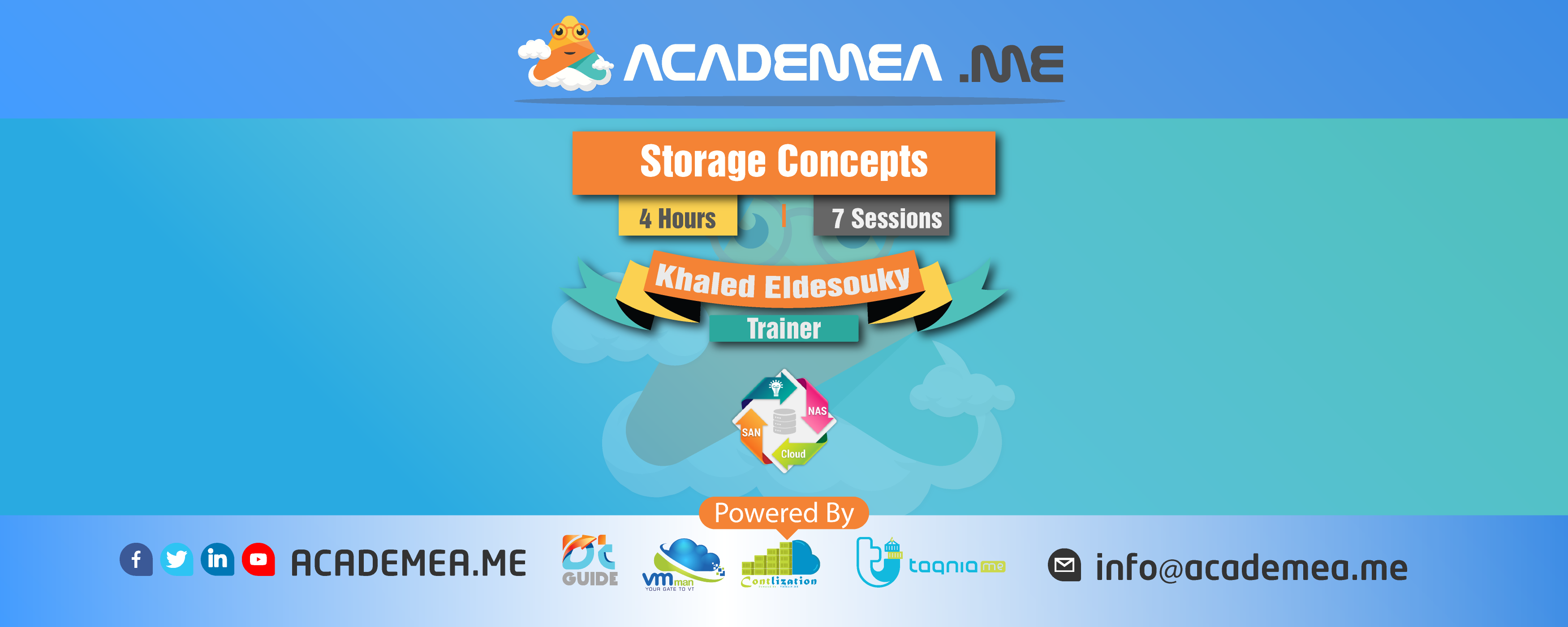 Storage Concepts Course