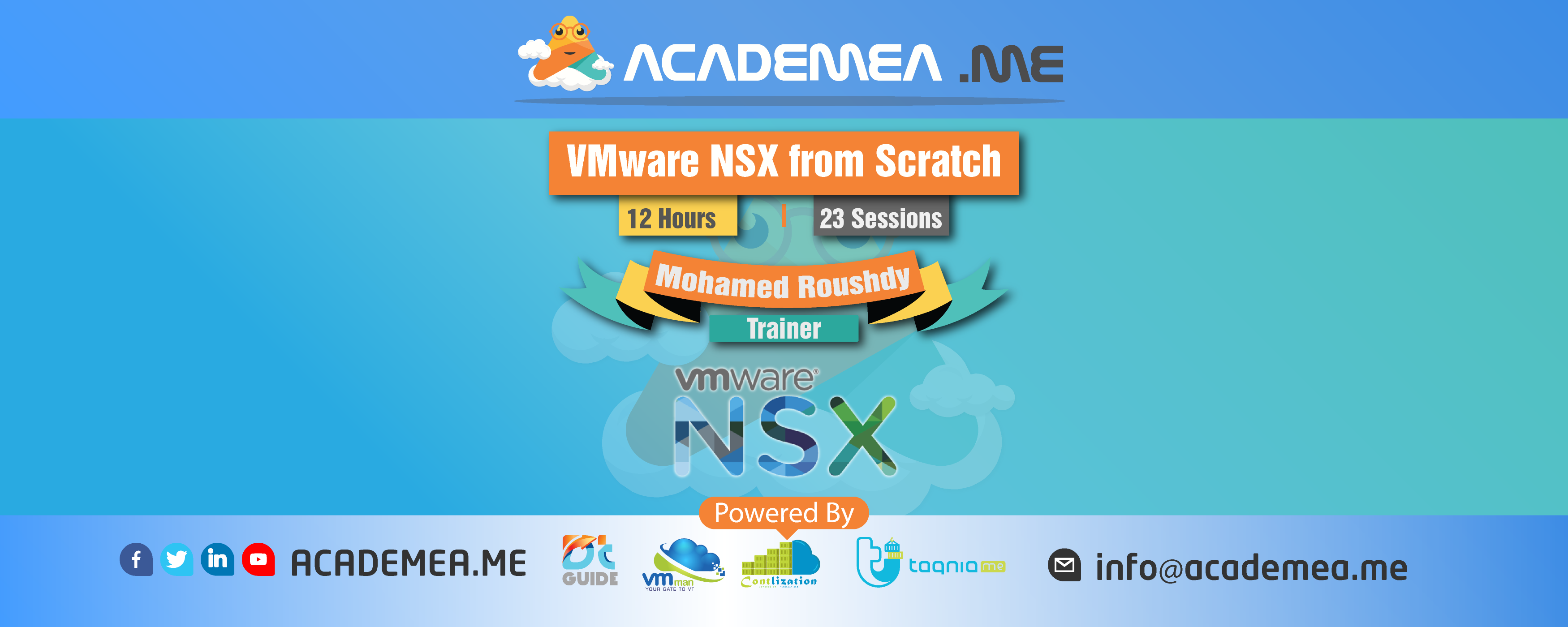 VMware NSX from Scratch