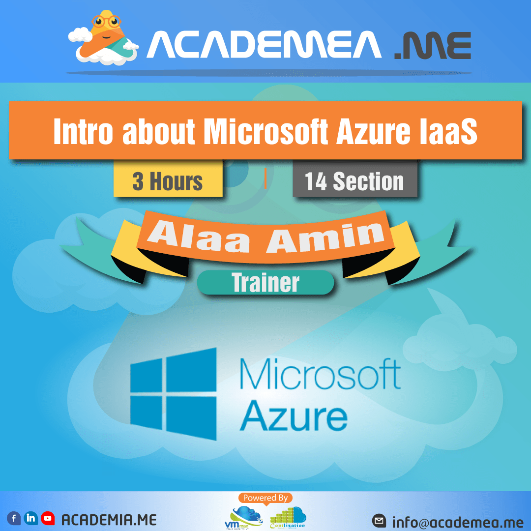 Intro about Microsoft Azure – IaaS