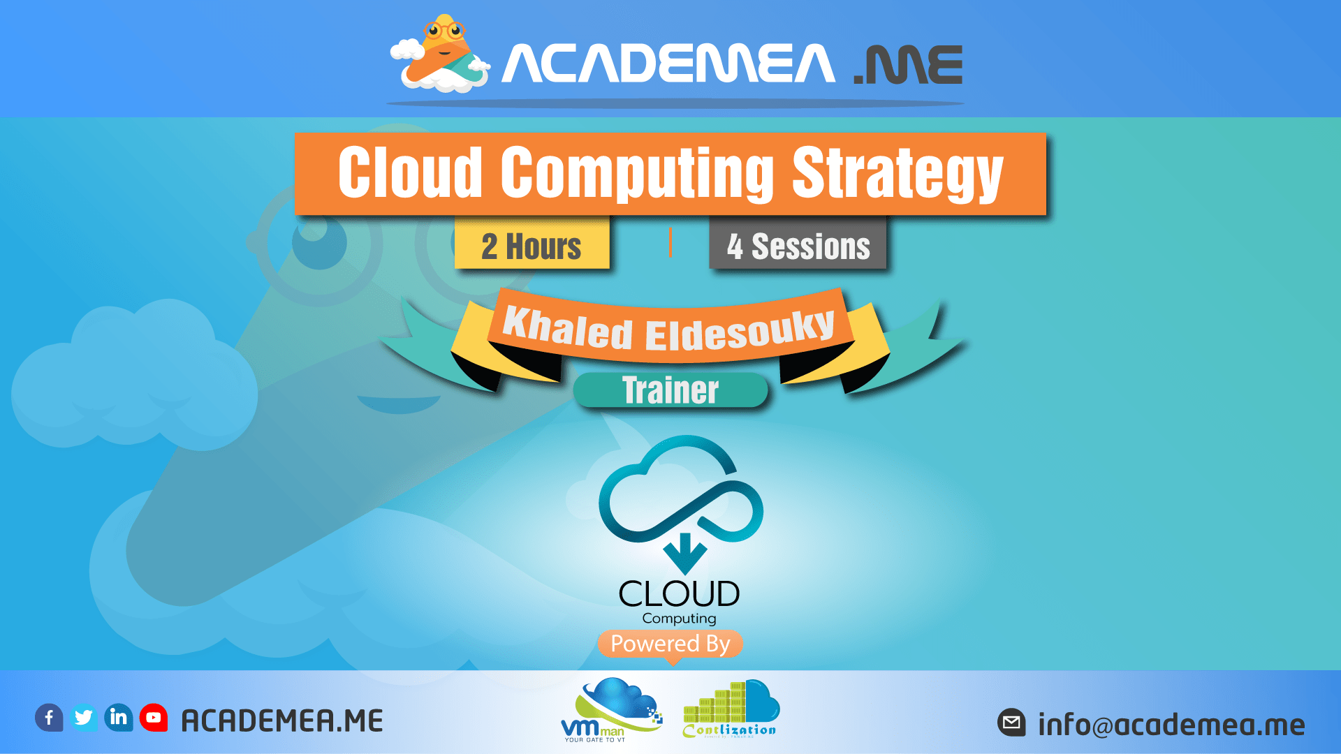 Cloud Computing – Strategy