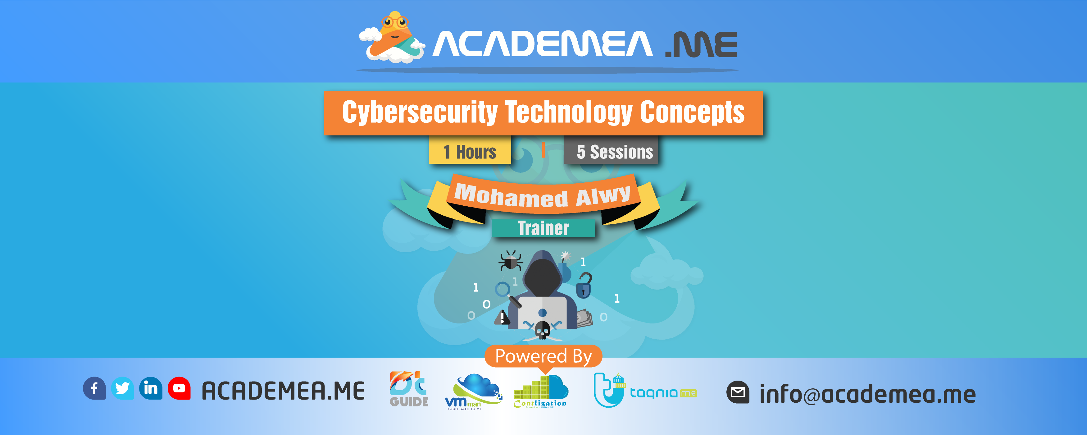 Cybersecurity Technology Concepts