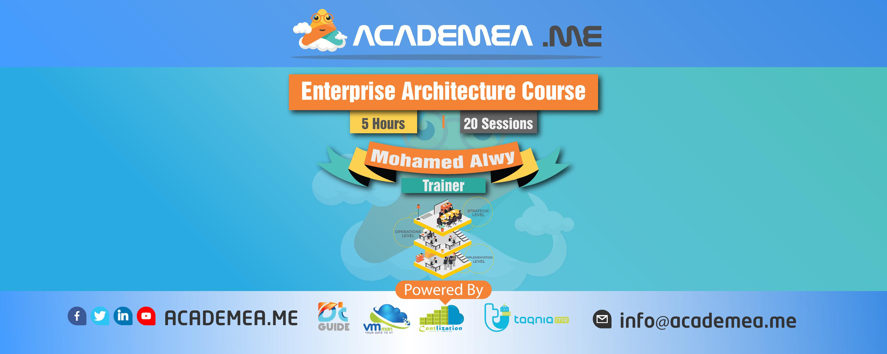 Enterprise Architecture Course